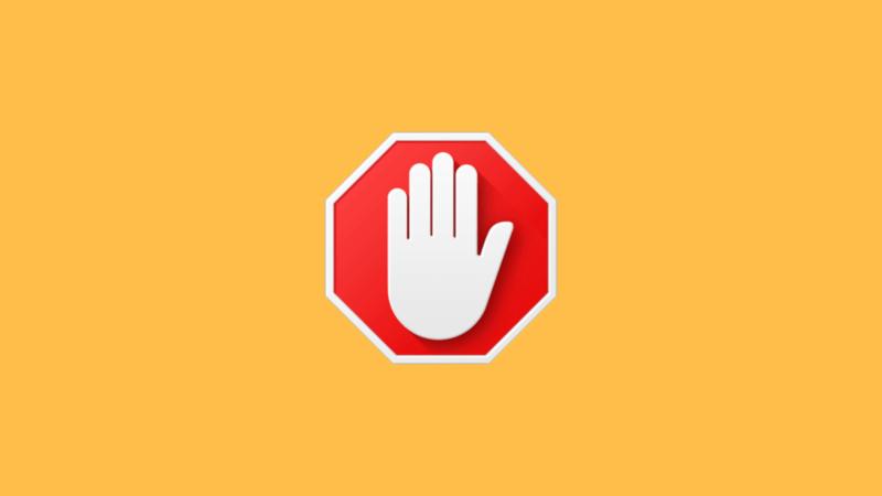 image showing ad blokcer