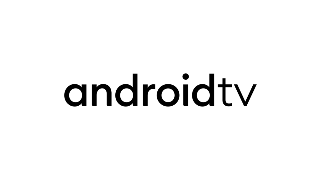 image Showing Android TV logo
