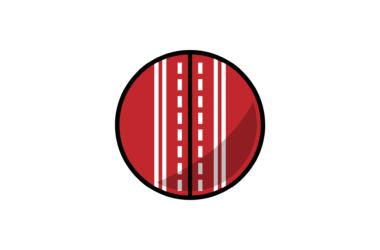 image showing cricker ball illustration