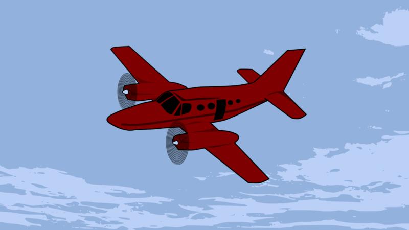 image showing flight illustration