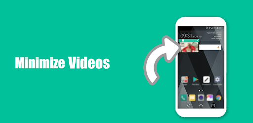 Minimize app    Play YouTube Videos in the Background