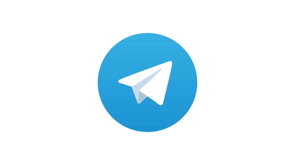 Image showing Telegram Logo