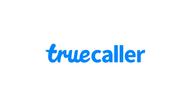 image showing Truecaller Logo